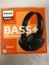 Philips Genuine SHB3075 Extra BASS+ Bluetooth Wireless On-Ear Headphones