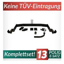 Kia Sorento I JC 02-06 Kpl. Anhängerkupplung starr+E-Satz 13p
