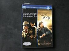 Butch Cassidy and the Sundance Kid with Dances with Wolves 2-Dvd Set