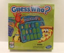 Guess Who? Guessing Game Ages 5+ Asking Yes or No Questions NEW