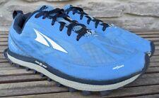 Altra Superior 3.5 Gaiter Trap Trail Running Sneaker Shoe Blue Women's Size 7