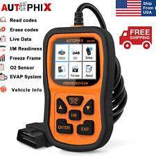 AUTOPHIX OM126P Universal Auto Car Check engine Obd2 Scanner Diagnostic Tool New