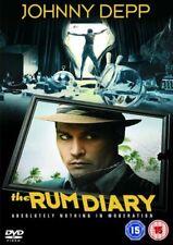 The Rum Diary DVD (2012) Johnny Depp
