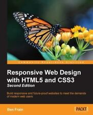 Responsive Web Design with Html5 and Css3 - Second Edition (Paperback or Softbac