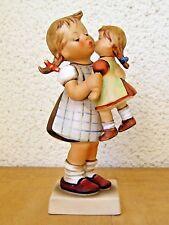 HUM #311 KISS ME W/SOCKS TM3 GOEBEL M.I. HUMMEL FIGURINE GERMANY MINT $900 C157