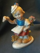 Grafenthal Germany Signed girl figurine