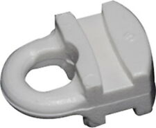 Curtain Carrier for Hooks - Slide - Glide - White - RECMAR 3050