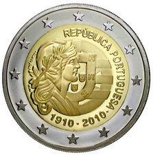 2 EURO Portogallo 2010 - 100° Rep. Portoghese
