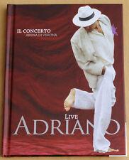 DVD Adriano Celentano live-Il Concerto-Arena di Verona-CONCERT NUOVO OVP