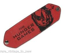 NECA NEW Hunger Games FLAMING MOCKINGJAY SLIT CUFF Bracelet Katniss Licensed