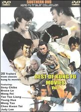 BEST OF KUNG FU TRAILERS VOL 1 DVD Martial Arts Shaolin 26 Previews Shaw Bros.