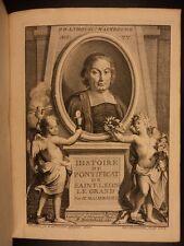 1687 1sted History of Pope Leo I Catholic Chalcedon Constantinople Papacy Attila