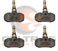2005-2009 C6 Corvette Genuine GM TPMS Tire Pressure Monitoring Sensor Set Of 4