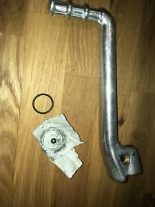 Yamaha TY250R used OEM Alu kickstart lever, no boss only the lever