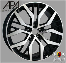 "19"" WHEELS RIMS FIT VW GOLF MK5 MK6 MK7 EOS JETTA PASSAT SCIROCCO A3 S3 5436"