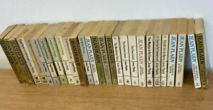 20 Jean Plaidy Historical Book Collection - see images (D5)