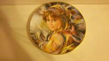 """1985 Royal Doulton Encore Series """"Gabriella"""" Francisco Masseria Plate"""