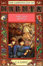 """""""NEW"""" The Last Battle (The Chronicles of Narnia), Lewis, C. S., Book"""