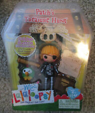 LALALOOPSY MINI PATCH'S TREASURE HUNT FIGURE SERIES 5 #7 VERY RARE GOLDEN BUTTON