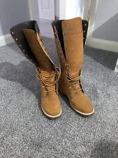 timberland knee high boots 7