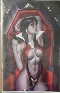 Vampirella #13 Josh Burns Virgin Variant Dynamite Comics