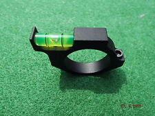 Bolt On Rifle Air Gun Scope Spirit Level Bubble for 25mm + 30mm Scopes Anti Cant