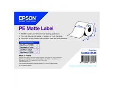 Epson Rollo de etiquetas C33S045546 plástico 102mm x 29m Mate Revestido