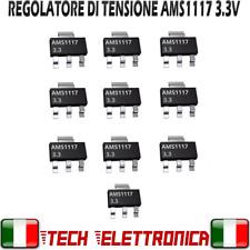 10PZ AMS1117-3.0 Regolatore Stabilizzatore di tensione 3.3V 1A 3,3V Low Dropout
