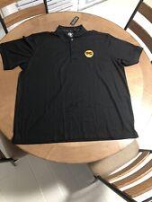 Black OGIO Men's DriFit Polo Golf Shirt Size 3XL, NWT. Moe's Southwest Grill