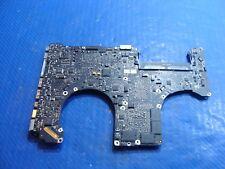"""Macbook Pro A1286 15"""" 2010 MC373LL/A Genuine Logic Board 2.66Ghz 661-5480"""