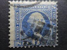 1869 -  Scott Catalog #115 Used Hinged