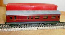 TRIX TTR Trix Twin Railway H0 1/571 Abteilwagen mit Gepäckabteil 27104 in OVP