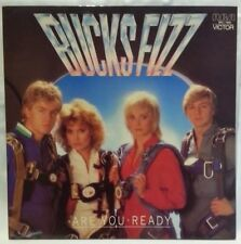 BUCKS FIZZ  - vintage vinyl LP - Are You Ready - gatefold