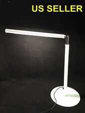 24 1 SMD Bright LED Table Desk Lamp Rotatable Study Reading USB Adjustable Light
