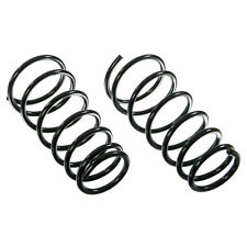 Moog Set of 2 Coil Springs Rear New Mazda Protege Protege5 2002-2003 Pair 81109