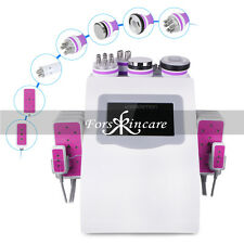 Ultrason 6in1 cavitation Anti-Cellulite Lipo Laser Slimming RF Vacuum machine