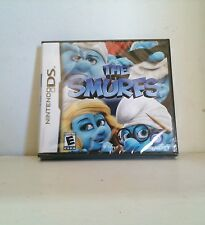 The Smurfs NINTENDO DS Lite DSi XL 3DS 2DS NEW SEALED