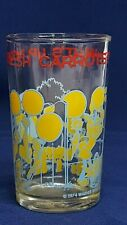 1974 Welch's Jelly Glass BUGS BUNNY & Elmer Fudd WHATS UP DOC Yosemite Bottom