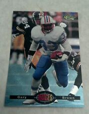 GARY BROWN 1994 CLASSIC IMAGES