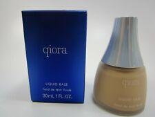 Qiora Liquid Base Fond De Teint Fluide 020 New in Box 30 ml /1oz