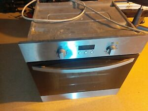 Zanussi electric oven model ZOB305301XK  COLLECTION ONLY