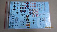Decal for Macchi C.202 Folgore  1/72 Print Scale # 72-197