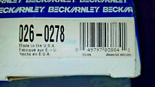 Beck/Arnley 026-0278 Balance Shaft Belt, New, Honda 2.2 liter engines