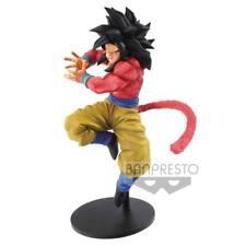 ORIGINAL Banpresto Dragonball Figur Son Goku SS4 Super Saiyan 4 x10 KAMEHAMEHA