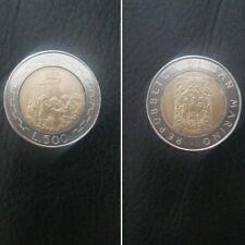 San Marino moneta  500 lire del 1988