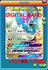 1X Altaria GX 41/70 Dragon Majesty Pokemon TCG Online Digital Card