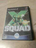 X Squad PlayStation 2 PS2
