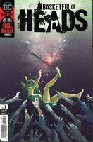 BASKETFUL OF HEADS #7 DC COMICS COVER A JOE HILL BLACK LABEL