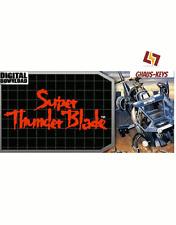 Super thunder blade steam Key pc game code téléchargement global [Livraison rapide]