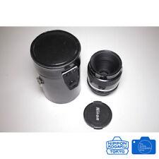Nikon Micro-Nikkor 55mm f2.8 AI-S Macro Lens.